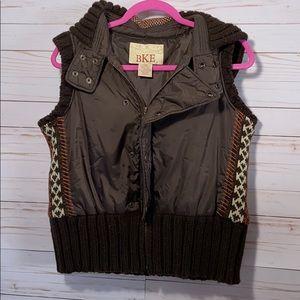 BKE Hooded Puffer Vest